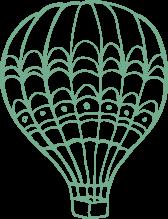 green-balloon